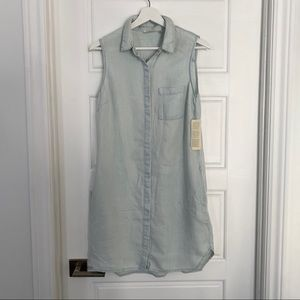 *BNWT* RD style chambray dress